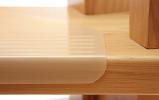 treppenschutz stufenschutz transparente stufenmatten trittschutz f r treppen. Black Bedroom Furniture Sets. Home Design Ideas